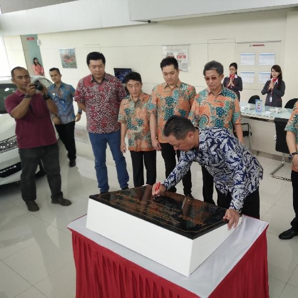 Honda Resmikan Dealer Resmi ke 130 di Indonesia