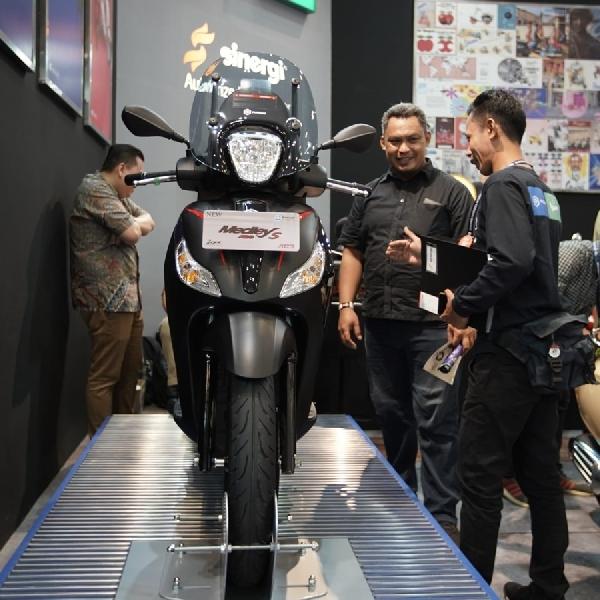 Ada Penawaran Eksklusif dari Piaggio Indonesia di GIIAS 2019