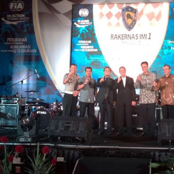 IMI Gelar Munaslub dan Rakernas di Surabaya