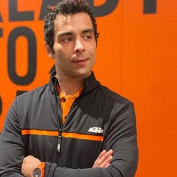 MotoGP: Incar Kemenangan di MotoGP Bersama KTM, Ini Tujuan Danilo Petrucci