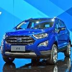 Ford EcoSport Facelift Mendebut di Cina