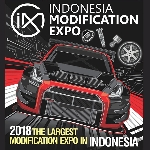 Saatnya Berburu Aftermarket Lokal di Indonesia Modification Expo (IMX) 2018