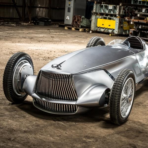 Karya Seni Nissan dan Infiniti Melalui Prototipe 9