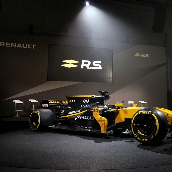 Infiniti Kembangkan Teknologi Hybrid di Tim F1 Renault