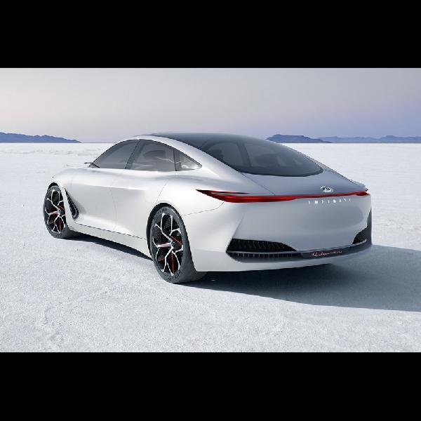 Q Inspiration Concept, SUV Rasa Sedan Dari Infiniti