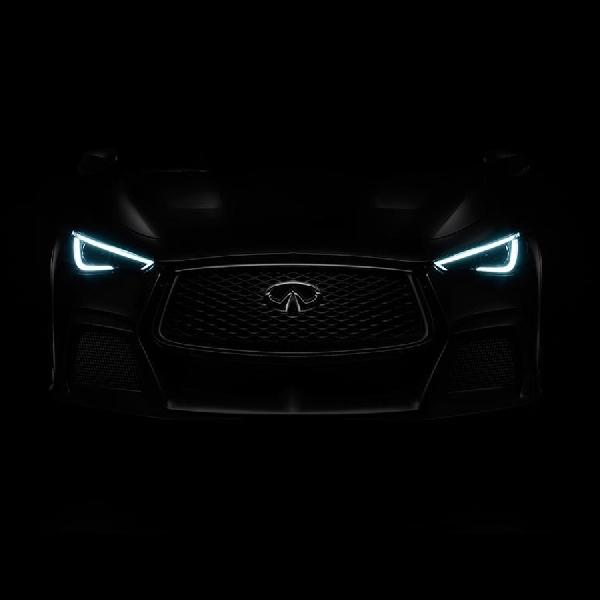 Infiniti Q60 Project Black S Concept akan Hadir di Geneva