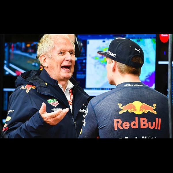 F1: Ingin Konsistensi, Red Bull Siap Hadapi Tantangan dari Honda