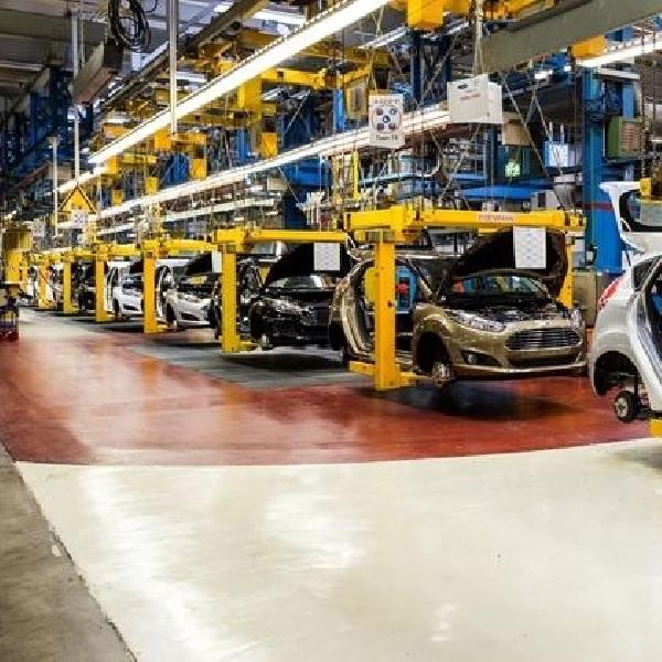 Ini Alasan Ford Batalkan Pabrik Baru di Mexico