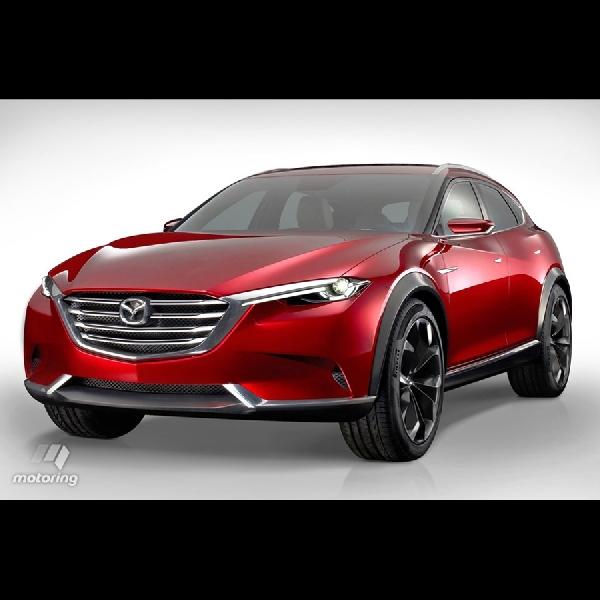Ini Alasan Mazda Kenapa Masih Fokus dengan Kendaraan SUV