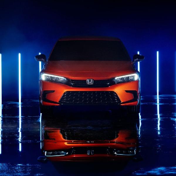Ini Dia Tampilan Prototipe Honda Civic 2022 Tampak Seperti Mini Accord