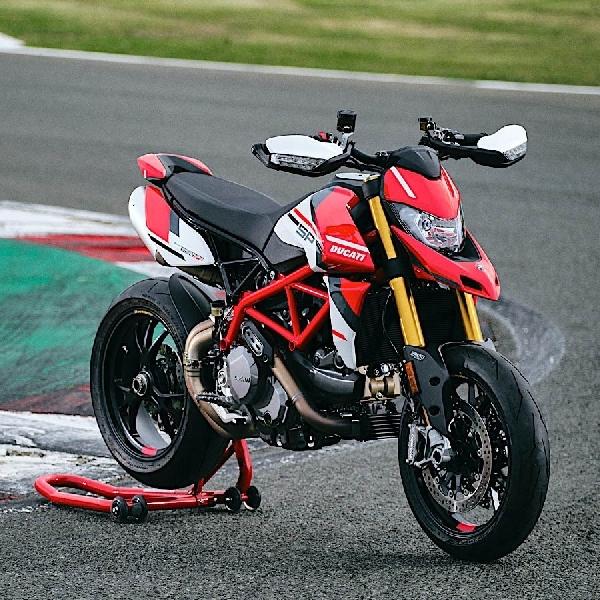 Ini Pembaruan Ducati Hypermotard 950 SP untuk Model 2022