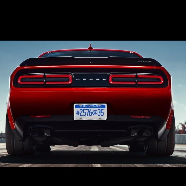 Ini Rahasia Dodge memangkas 97 kg pada Challenger SRT Demon