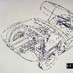 Ini Sketsa Perdana Ford GT40, Legenda Le Mans Berusia 57 Tahun