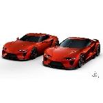 Ini Wujud Honda Prelude dan Sparrow Calon Penantang Tangguh Toyota Supra