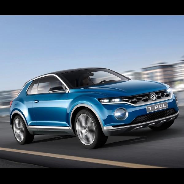 Inikah Penantang Nissan Juke dari Volkswagen?