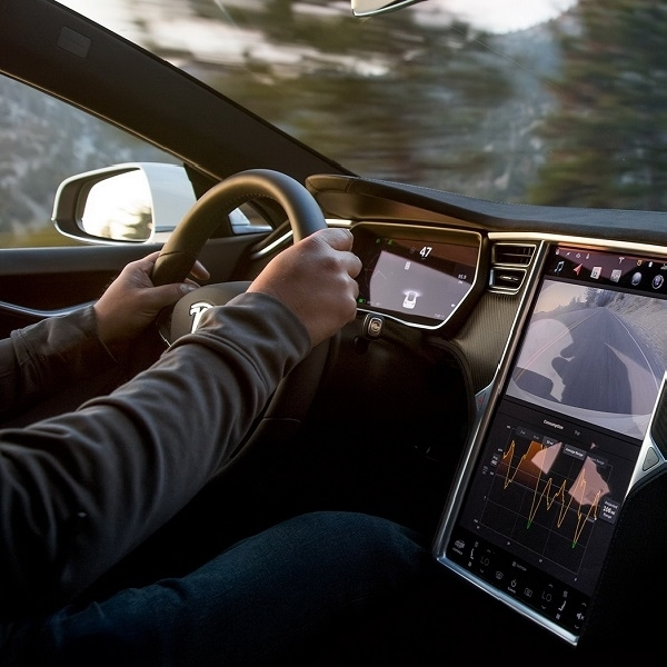 Inilah Cara Kerja Autopilot Tesla Di Dunia Nyata