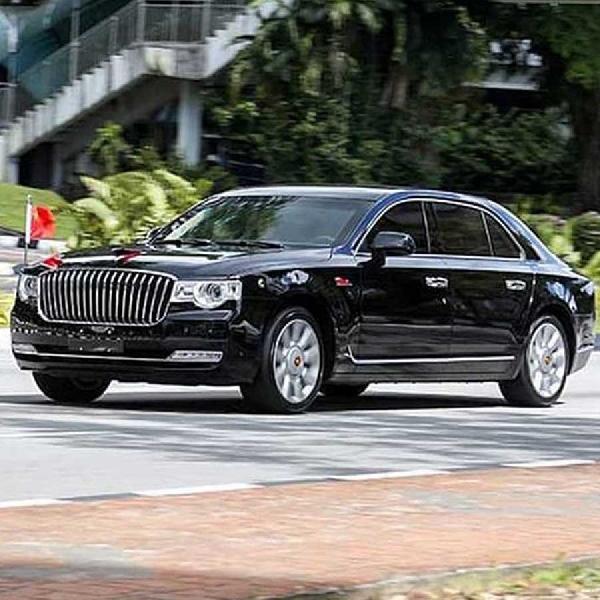 Mobil-Mobil dengan Fitur Ekstra yang Dikendarai Para Presiden