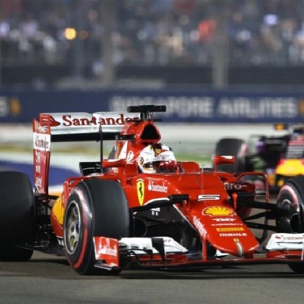 F1: Inilah Penyebab Ferrari Batal Suplai Mesin ke Red Bull