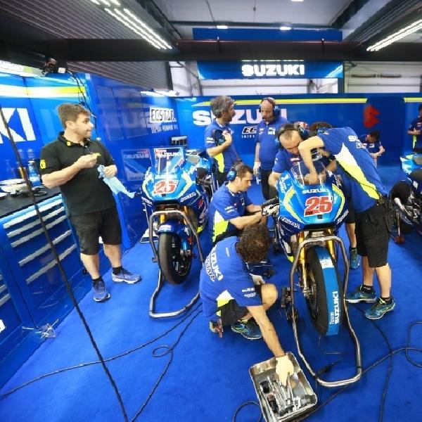 MotoGP: Inilah Penyebab Suzuki Urung Pakai Seamless Gearbox