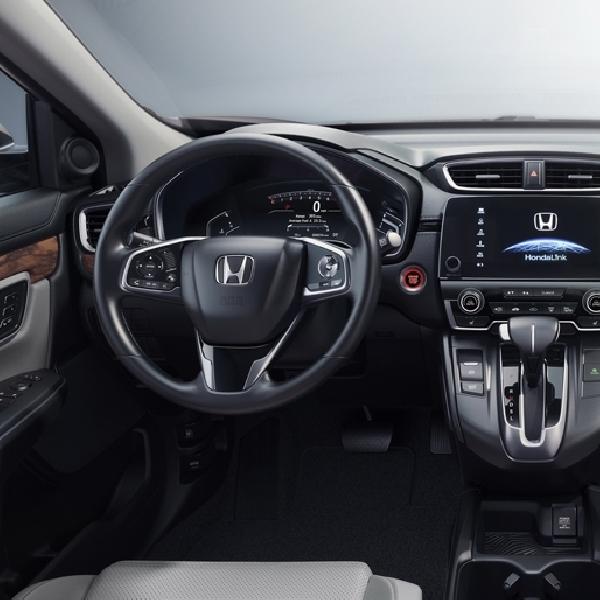 Inilah Perbedaan Honda CR-V Baru dan Lawas