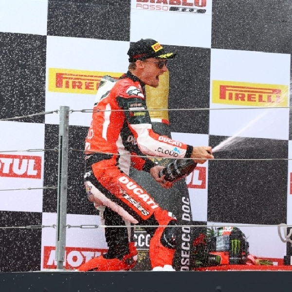 SBK: Inilah Resep Ducati Patahkan Dominasi Kawasaki di Aragon