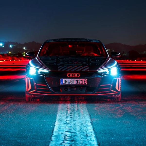 Inilah Saatnya Audi e-tron GT Akan Debut