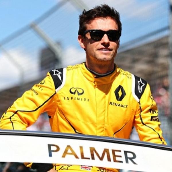 F1: Inilah Target Palmer di GP Bahrain
