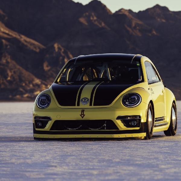Inilah Volkswagen Beetle Tercepat di Dunia