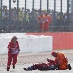 Insiden di Silverstone, Quartararo Salahkan Alex Rins