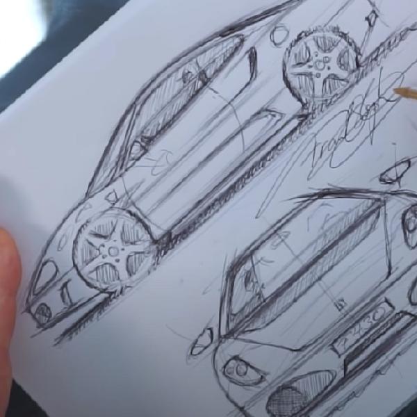 Intip Frank Stephenson Mendesain Ferrari F430, Proporsi Kuncinya