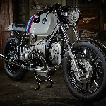 Intip Kustom BMW R100RT Cafe Racer dari 86 Gear