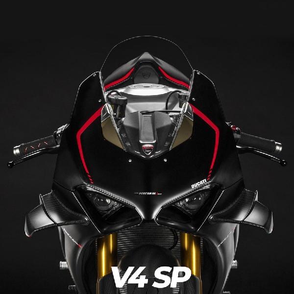 Intip Sangarnya Ducati V4 SP yang Menggoda
