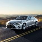 Intip Tampilan Baru Lexus ES 2022