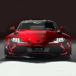 Intip Tampilan Toyota Supra Mk5 dari Avante Design