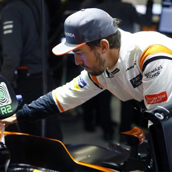 F1: Stefan Johansson Inginkan Alonso Tetap di Mclaren