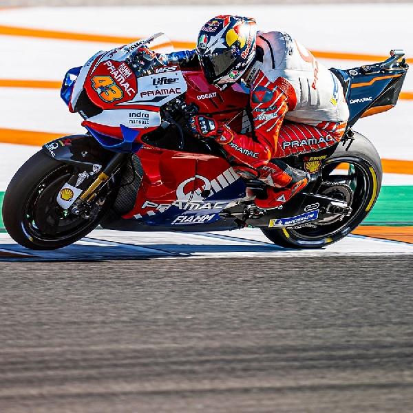 MotoGP: Ducati Telah Membuat Kemajuan