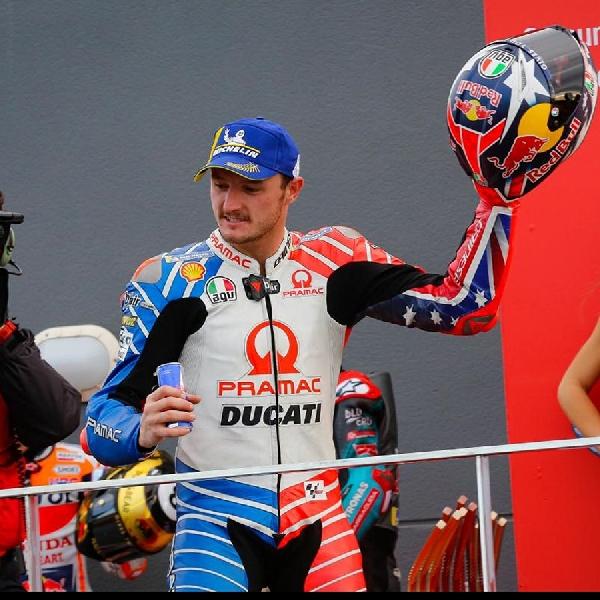MotoGP: Jack Miller Tegaskan Siap Hadapi Musim Baru