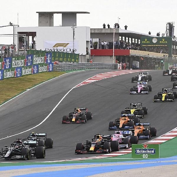 F1: Jadwal Grand Prix Portugal F1 2021: Sesi Latihan dan Balapan