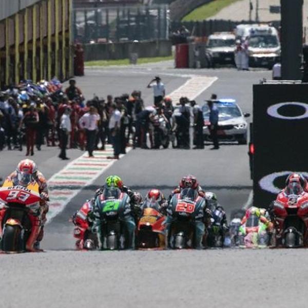 MotoGP: Jadwal Lengkap MotoGP Italia 2021
