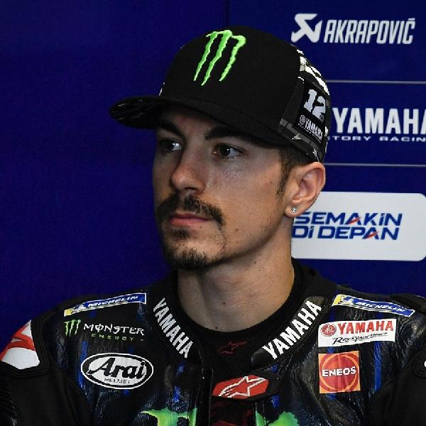 MotoGP: Jaga Komitmen di Yamaha, Vinales Perpanjang Kontrak Dua Tahun