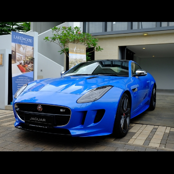 Jaguar F-Type British Design Edition Meluncur di Indonesia
