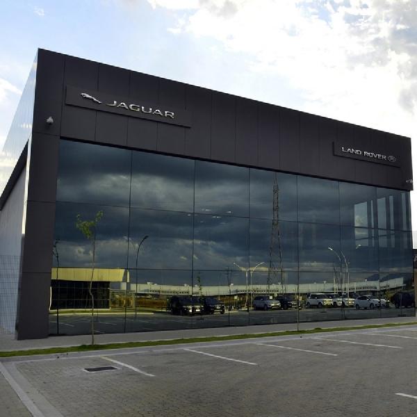 Jaguar Buka Pabrik Baru di Brasil