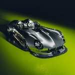 "Desain Retro-Futuristik Jaguar E-Type ""Hot Rod"""