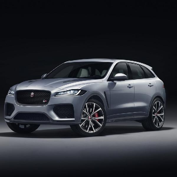 Mengenal SUV Tangguh Milik Jaguar