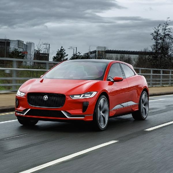 Jaguar I-Pace akan Dikenalkan Sepenuhnya Bulan September 2017