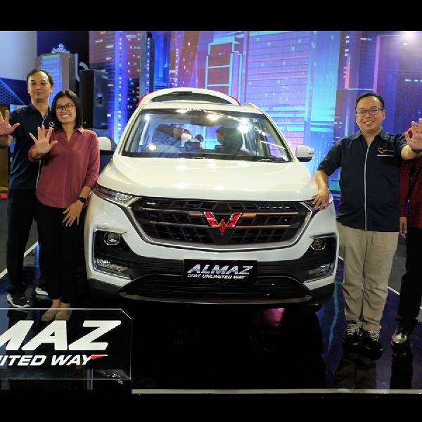 Wuling Motors Turut Serta dalam Ajang GIIAS Makassar 2019