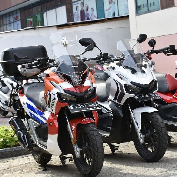 Konsumen Wahana Di Jakarta Antusias Jajal ADV150
