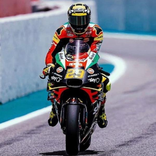 MotoGP: Jalani Sanksi, Andrea Iannone Belum Menyerah di MotoGP