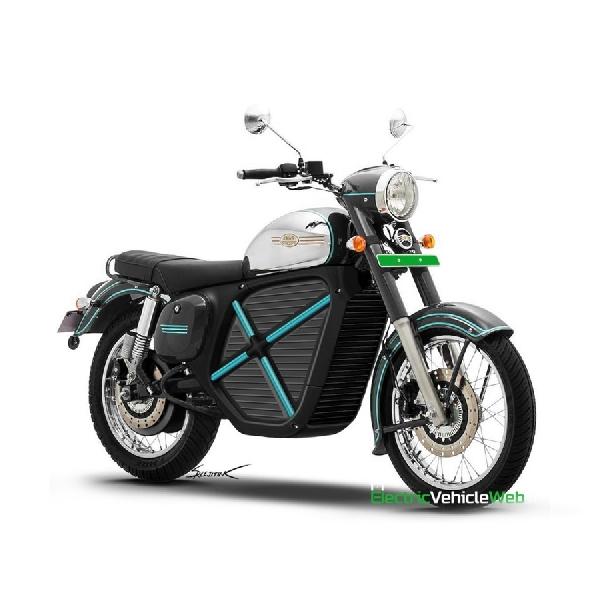 Jawa Siapkan Sepeda Motor Listrik Tahun 2022, Seperti Inikah Wujudnya?