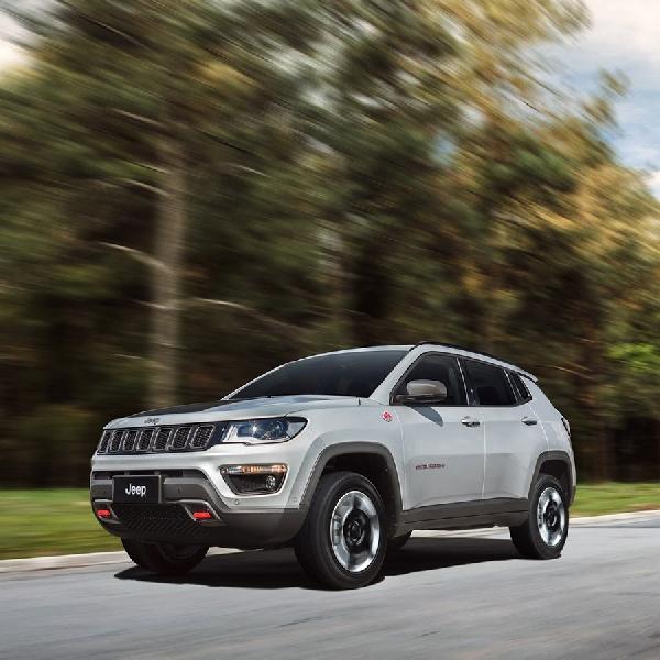 Bocoran Jeep Compass 2017, Hadir 2 Varian Bensin dan Diesel